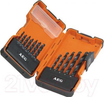 Набор сверл AEG Powertools POWER 4932352241 - общий вид