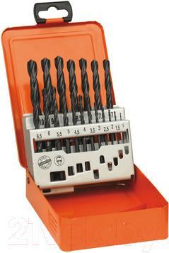 Набор сверл AEG Powertools PROFI-BOX HSS-R DIN 338 - общий вид