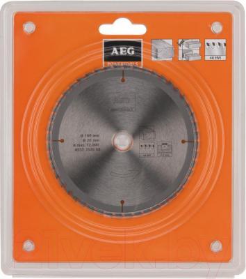 Диск пильный AEG Powertools 184x30 - общий вид