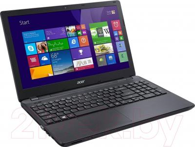 Ноутбук Acer Aspire E5-511G-C2PK (NX.MQWEU.019) - вполоборота