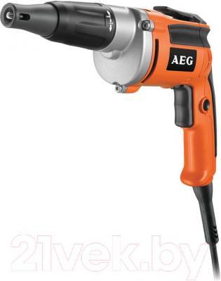 Профессиональный шуруповерт AEG Powertools S 4000 E (4935413215) - общий вид