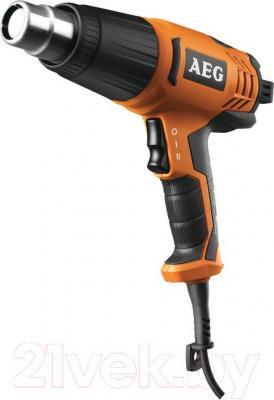 Профессиональный строительный фен AEG Powertools HG 560 D (4935441015) - общий вид