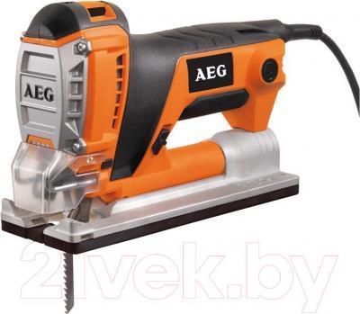 Профессиональный электролобзик AEG Powertools PST 500 X - общий вид