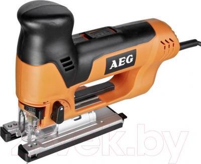 Профессиональный электролобзик AEG Powertools ST 800 XE - общий вид