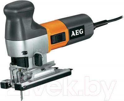 Профессиональный электролобзик AEG Powertools STEP 1200 XE - общий вид
