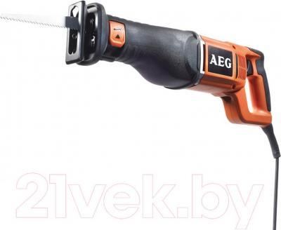 Профессиональная сабельная пила AEG Powertools US 1300 XE - общий вид