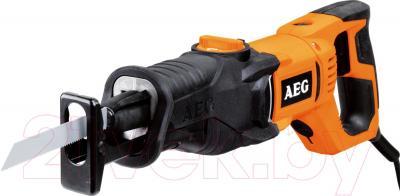 Профессиональная сабельная пила AEG Powertools US 900 XE - общий вид