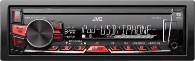Бездисковая автомагнитола JVC KD-X220EY - общий вид