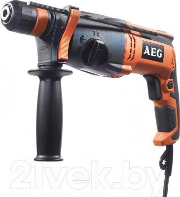Профессиональный перфоратор AEG Powertools KH 24 XE (4935428220) - общий вид