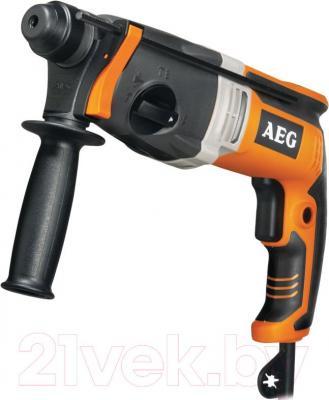 Профессиональный перфоратор AEG Powertools KH 26 E (4935428180) - общий вид