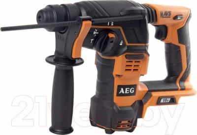 Профессиональный перфоратор AEG Powertools BBH 18-0 (4935408330) - общий вид