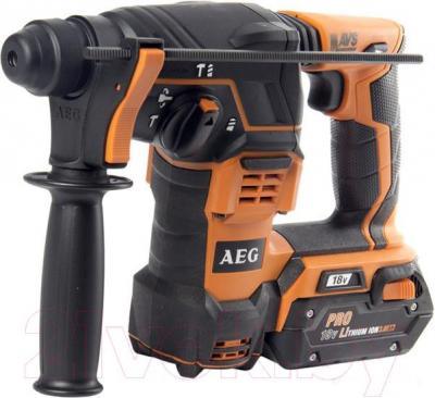 Перфоратор AEG Powertools BBH 18 Li-302C - общий вид
