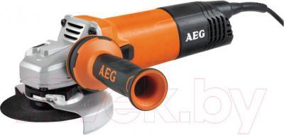 Профессиональная болгарка AEG Powertools WS 11-125 (4935419495) - общий вид