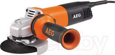 Профессиональная болгарка AEG Powertools WS 12-125 XE - общий вид