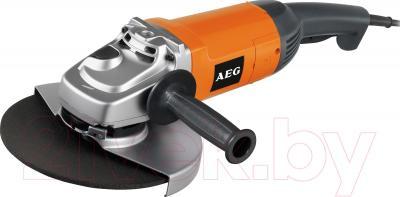 Профессиональная болгарка AEG Powertools WS 21-230 E (4935411495) - общий вид