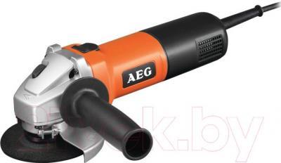 Профессиональная болгарка AEG Powertools WS 6-125 (4935413490) - общий вид