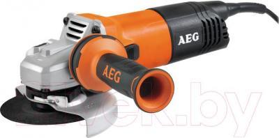 Профессиональная болгарка AEG Powertools WS 9-125 (4935419390) - общий вид