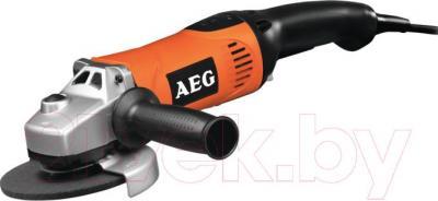 Профессиональная болгарка AEG Powertools WSE 14-125 MX (4935412242) - общий вид