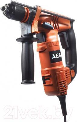Профессиональная дрель AEG Powertools Ergomax - общий вид