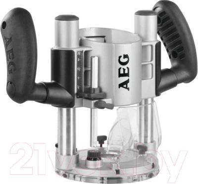 Профессиональный фрезер AEG Powertools MF 1400 KE - общий вид