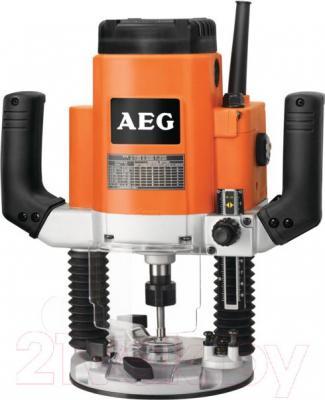 Профессиональный фрезер AEG Powertools OF 2050 E - общий вид