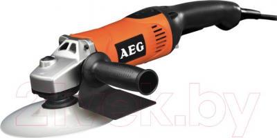 Профессиональная болгарка AEG Powertools SE 12-180 - общий вид