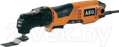 Профессиональный мульти-инструмент AEG Powertools Omni330-KIT 1 - общий вид