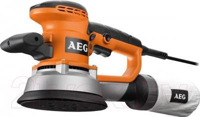 Профессиональная эксцентриковая шлифмашина AEG Powertools EX 150 ES (4935443290) - общий вид