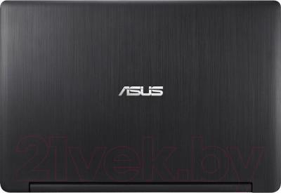 Ноутбук Asus Transformer Book Flip TP300LD-C4048H - вид сзади