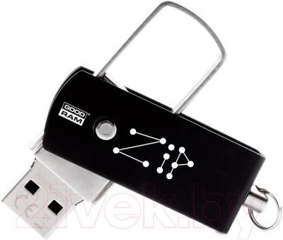 Usb flash накопитель Goodram ZIP 32 GB (PD32GH2GRZIKR9) - общий вид