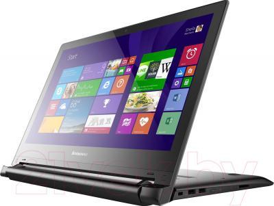 Ноутбук Lenovo Flex2 15 (59422344) - вполоборота