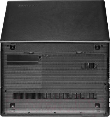 Ноутбук Lenovo G50-30 (80G001M2UA) - вид снизу