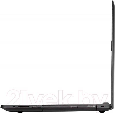 Ноутбук Lenovo Z50-75 (80EC00AJUA) - вид сбоку