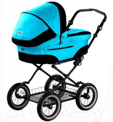 Детская универсальная коляска Roan Rocco (Capri) - общий вид