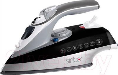 Утюг Sinbo SSI 2873 (черный) - общий вид