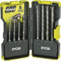 Набор сверл Ryobi RAK 08 SDS-PLUS (5132002262) -