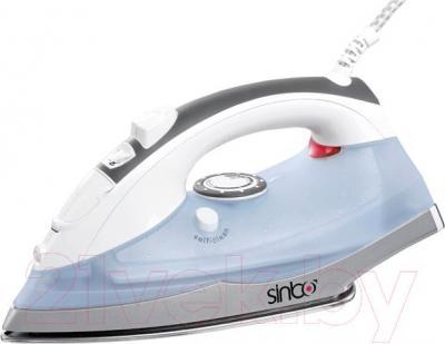 Утюг Sinbo SSI-2854 (синий) - общий вид