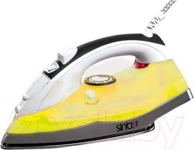 Утюг Sinbo SSI-2854 (желтый) - общий вид