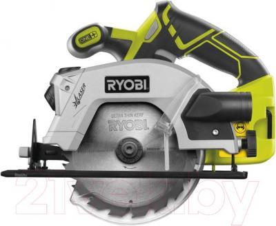 Дисковая пила Ryobi RWSL1801M (5133001164) - вид сбоку