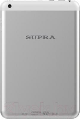 Планшет Supra M847G - вид сзади