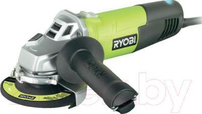 Угловая шлифовальная машина Ryobi EAG750RB (5133000544) - общий вид