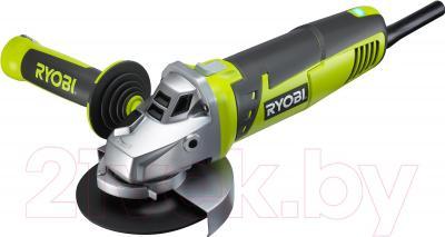 Угловая шлифовальная машина Ryobi EAG950RB (5133000548) - общий вид