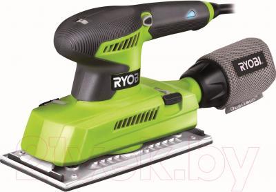 Вибрационная шлифовальная машина Ryobi ESS3215VHG  (5133000356) - общий вид