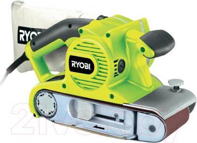 Ленточная шлифовальная машина Ryobi EBS1310VFHG (5133000364) - общий вид