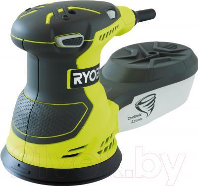 Эксцентриковая шлифовальная машина Ryobi ROS300A (5133001142) - общий вид