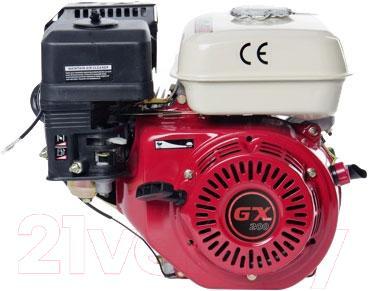 Двигатель бензиновый ZigZag GX 200 (SR168F/P-2) - общий вид