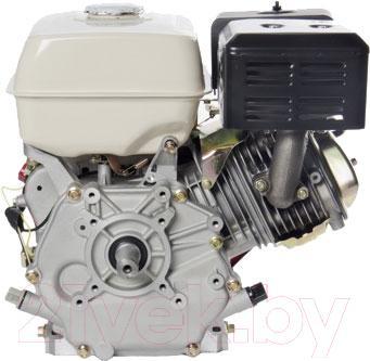 Двигатель бензиновый ZigZag GX 270 (SR177F/P) - вид сбоку