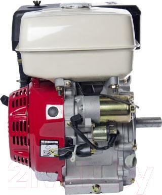 Двигатель бензиновый ZigZag GX 270 (SR177F/P-D) - вид спереди