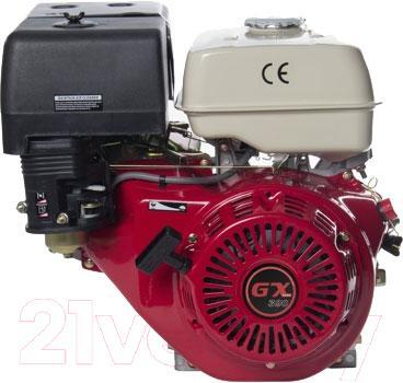 Двигатель бензиновый ZigZag GX 390 (SR188F/P) - общий вид