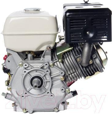 Двигатель бензиновый ZigZag GX 390 (SR188F/P) - вид сбоку